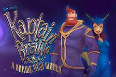 Kaptain Brawe: A Brawe New World